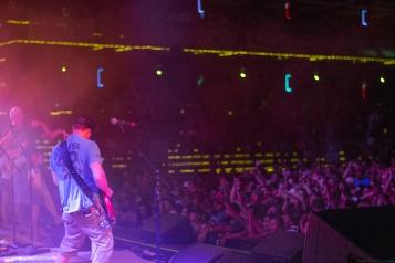 backstage slightly stoopid concert reggae
