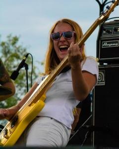 karina rykman marco benevento bassist live music